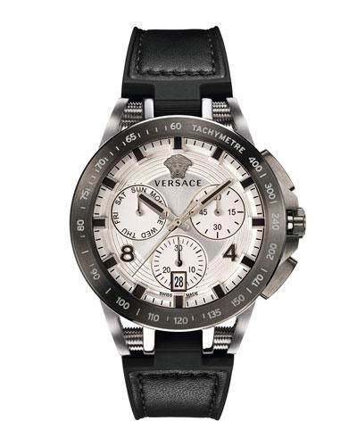 612aea31e0d Men s 45mm Sport Tech Chronograph Watch
