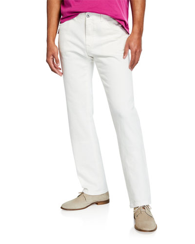 Men's Pants with Pocket Detail