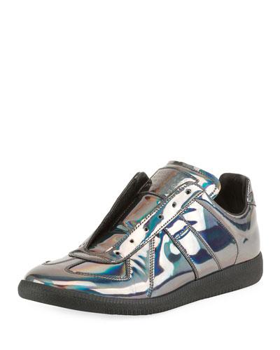 Men's Replica Hologram Low-Top Sneakers