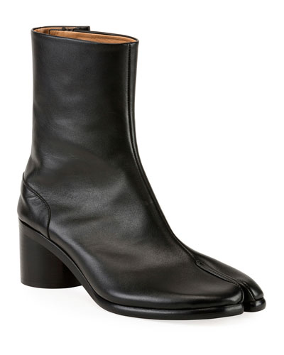 Men's Tabi Split-Toe Ankle Boots