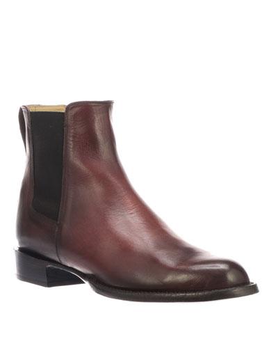 f1a601f86d5c Mens Round Toe Boots | bergdorfgoodman.com