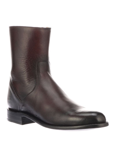 Men's Jonah Calf Leather Boots (Made to Order)
