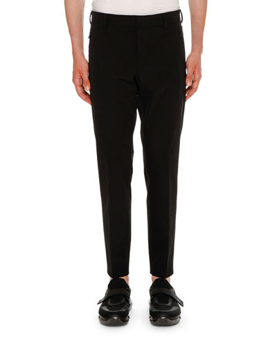 Men's Tapered Techno-Stretch Pants