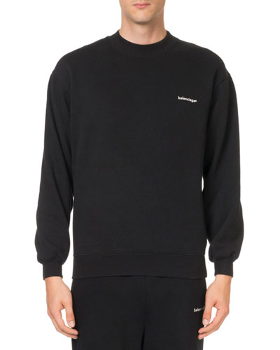 Men's Copyright Logo Sweatshirt