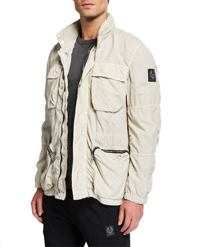 Men's Bantham Nylon Field Jacket