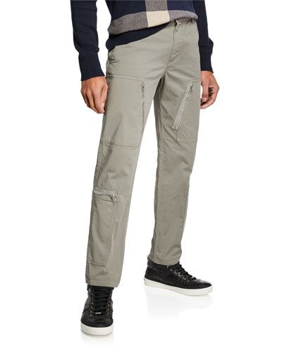 Men's Horndon Zip-Pocket Cargo Pants