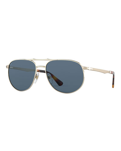 Men's Metal Sunglasses