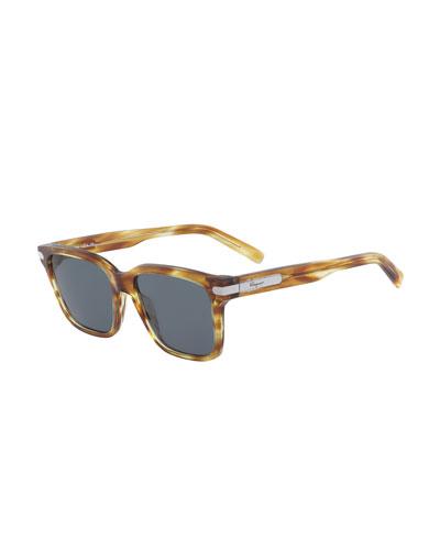 af1d49302ac Men s Classic Thick Square Sunglasses