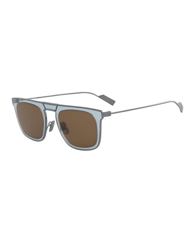 Men's New Generation Two-Tone Sunglasses