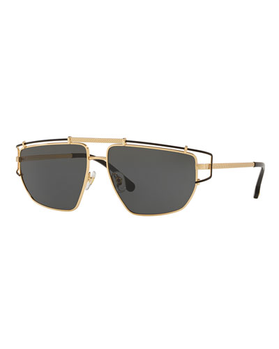 fb7a37ef2c Aviator Style Sunglasses
