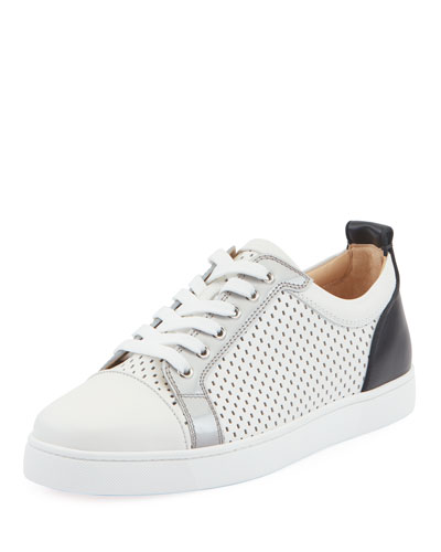 4dab27c60a49 Men s Louis Junior Spike Low-Top Sneakers Quick Look. Christian Louboutin