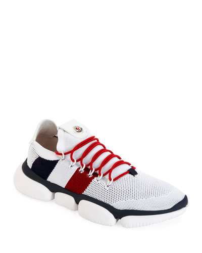 Men's Balthazar Stretch-Sock Running Sneakers