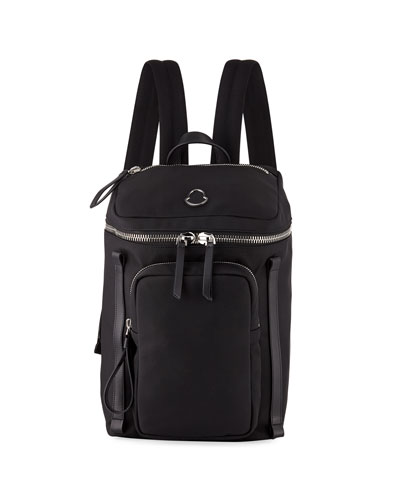 New Yannick Nylon Canvas Backpack
