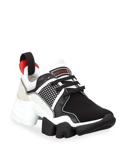 Men's Mismatched Jaw Running Sneakers