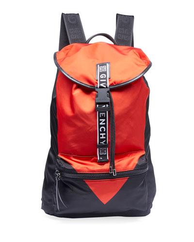 Men's Light 3 Triangle Rucksack Backpack