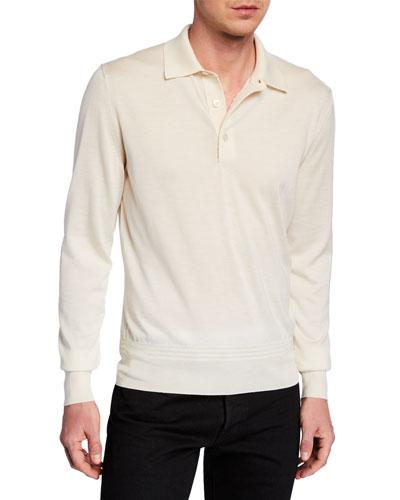 5a7e4efb Italian Mens Polo Shirt | bergdorfgoodman.com