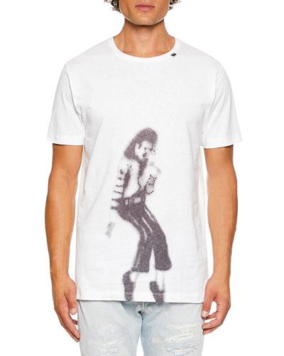 Men's Short-Sleeve Slim T-Shirt