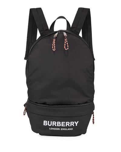 Men's Convertible Nylon Bum Bag