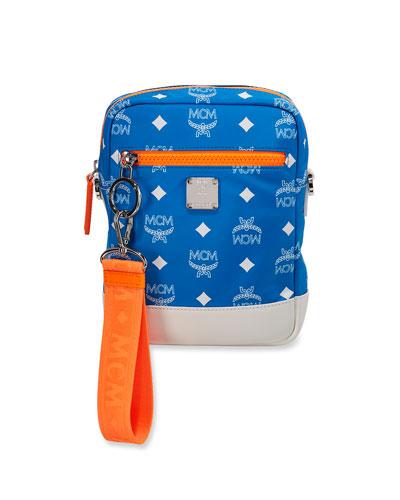Resnick Logo Nylon Crossbody Bag