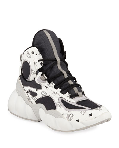 Men's Luft Collection High-Top Sneakers