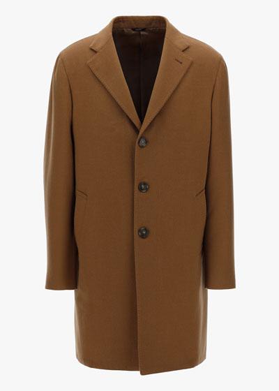 Men's Sartorial Cashmere Coat