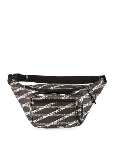 Men's Monogram Explorer Belt Bag
