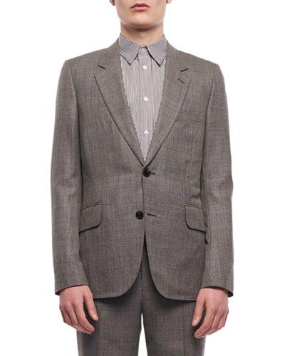 Men's David Two-Piece Wool Suit