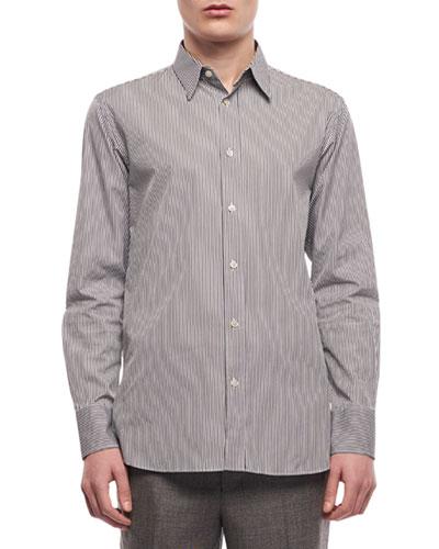 Men's Ahmet Striped Sport Shirt