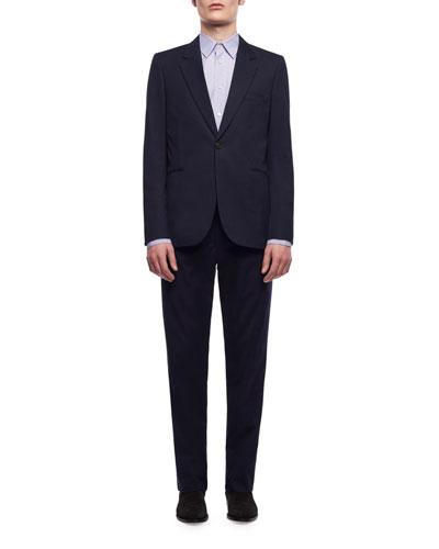 Men's Michel Summer One-Button Jacket