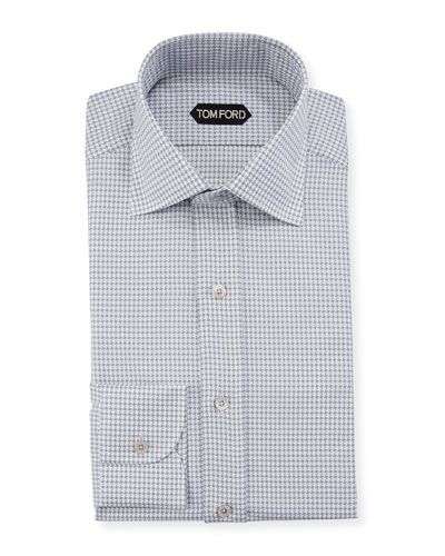 Men's Grand Pied Pe Poule Dress Shirt