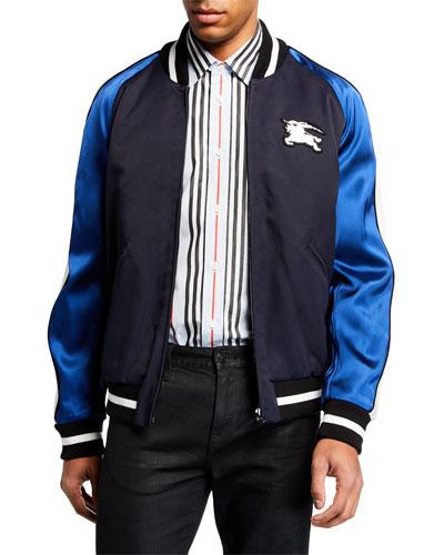 Men's Souvenir Varsity Jacket