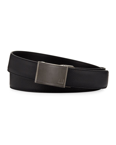 Men's 35mm Leather Belt