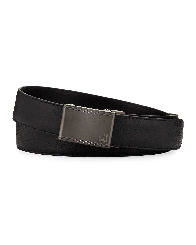 Dunhill Belts MEN'S 35MM LEATHER BELT