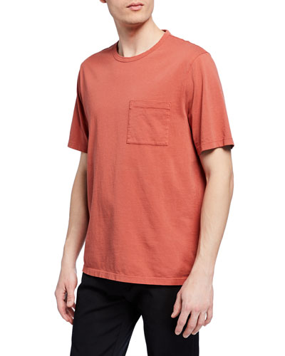 Men's Short-Sleeve Pocket T-Shirt