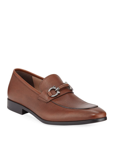 Men's Benford Leather Bit Loafers