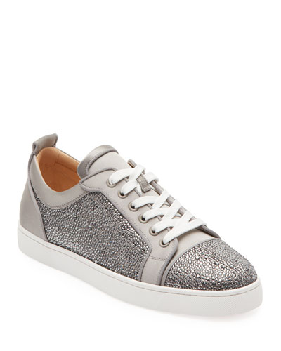 Men's Louise Junior Crystal Low-Top Sneakers