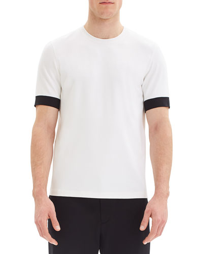 Men's Ace Relay Crewneck Short-Sleeve Jersey Tee
