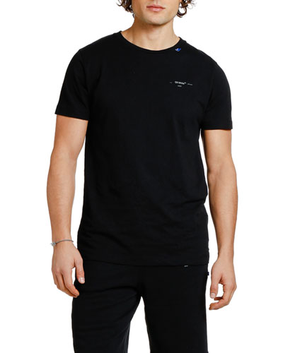 Men's Backbone Slim Graphic T-Shirt
