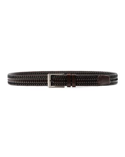 Men's Cortes Woven Belt