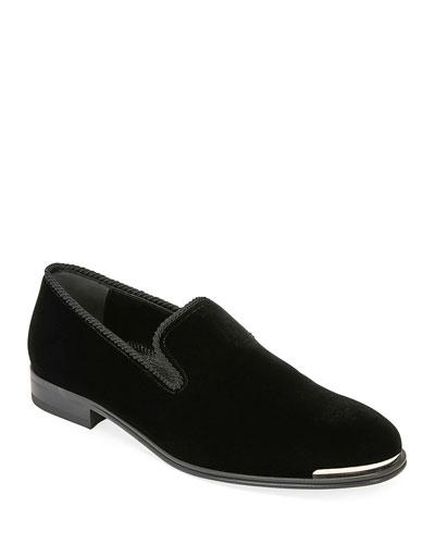 baa3c81ffb7 Mens Round Toe Dress Shoes | bergdorfgoodman.com