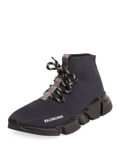 e502c2ce9 Men's Speed Lace-Up Knit Sneaker Quick Look. Balenciaga