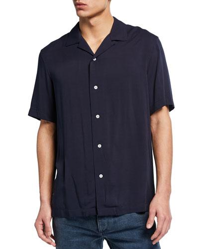 Men's Avery Short-Sleeve Sport Shirt