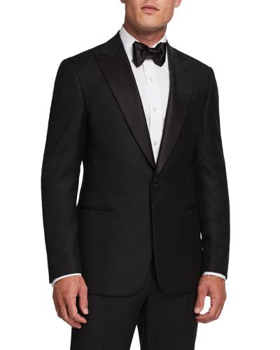 Men's Tonal Dinner Jacket
