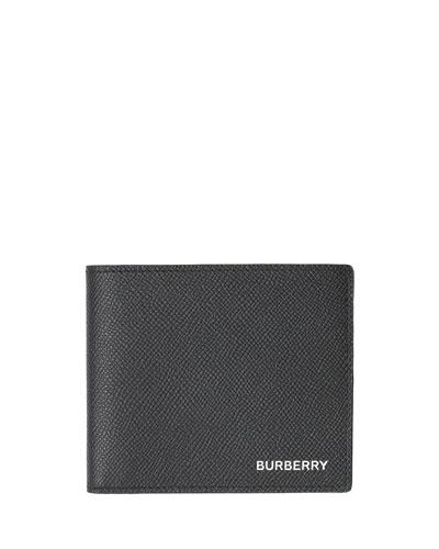 Men's Regency Grain Leather Bi-fold Wallet