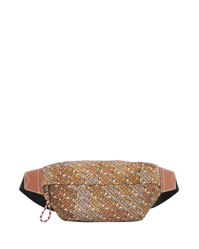 Men's Nylon TB Monogram Belt Bag/Fanny Pack