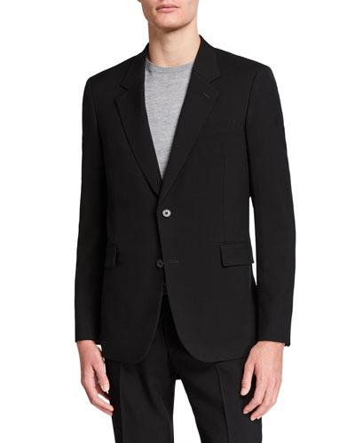 Men's Nolan Two-Piece Wool Suit