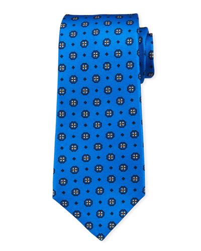 Men's Pinwheel Silk Tie