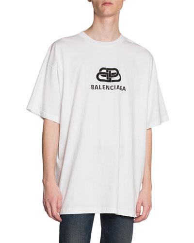 Men's Logo Graphic Standard-Fit T-Shirt