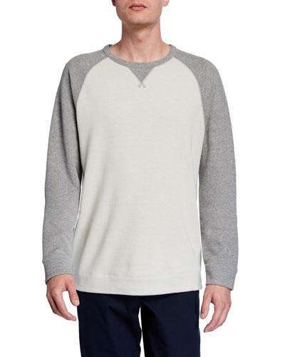Men's Long-Sleeve Raglan T-Shirt