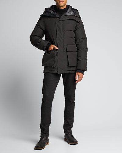 Men's Wedgemount Hooded Parka